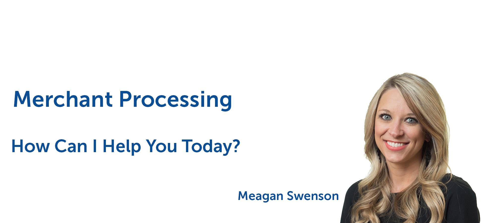 Meagan Swenson smiling